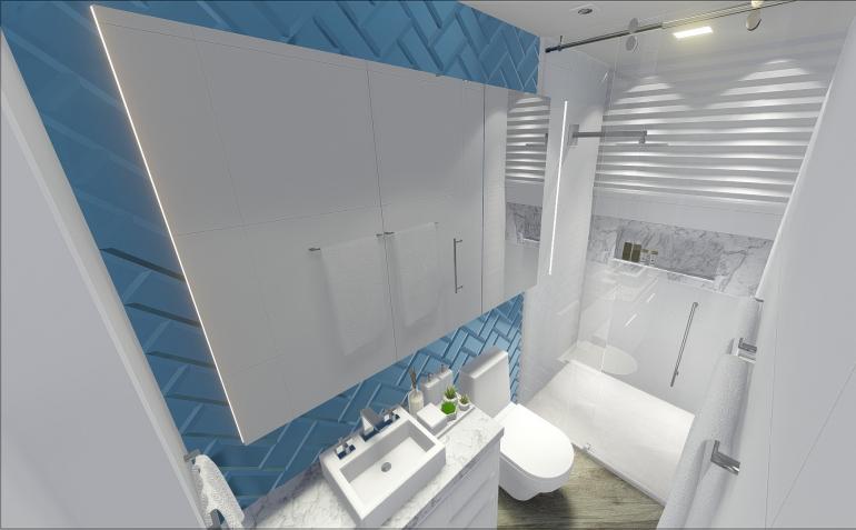 Banheiro dos Filhos 1
