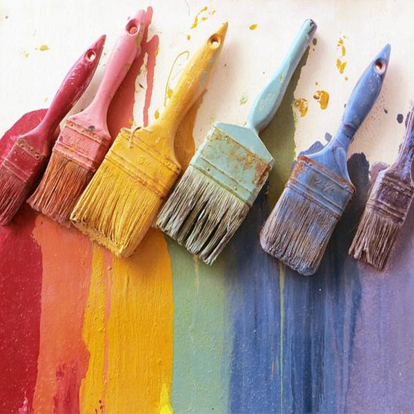 Conheça os tipos de tinta mais utilizados